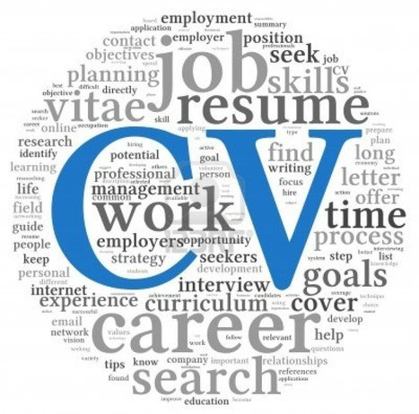 Tips for Creating a Strong Impression Through a Professional CV | Best CV Samples | Scoop.it