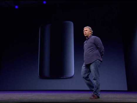 Here's Why The New Mac Pro Is The Most Badass Desktop Computer Ever | Apple Mac info | Scoop.it