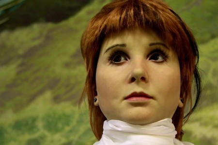 Russia builds its first realistic female android | The Robot Times | Scoop.it