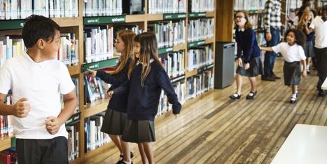 Fully Fund School Libraries | School Library Advocacy | Scoop.it
