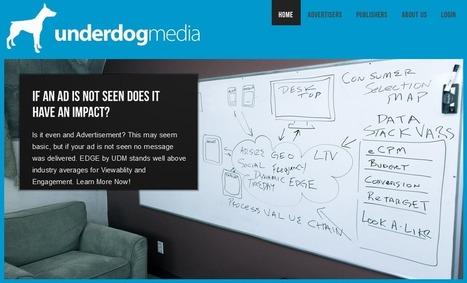 Underdog Media review : online advertising network | wordpress | Scoop.it
