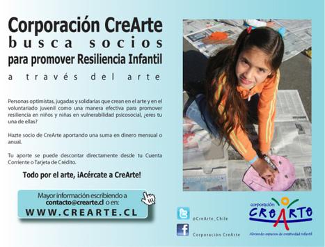 Corporación CreArte, el arte como herramienta para la autoestima   UnConference: The Conference That's Not A Conference   Scoop.it