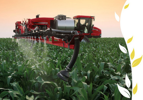 Agriculture Technology Keeps Growing | NC Farm Bureau Magazine | North Carolina Agriculture | Scoop.it