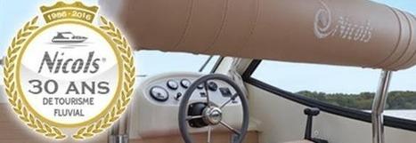 Visiter la France en louant un bateau sans permis avec Nicols | Actu Tourisme | Scoop.it