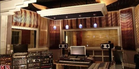 11 Homes With Recording Studios You Can Buy Now | Ryan Nickum | Music | Scoop.it