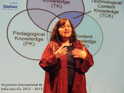 ¿Qué tiene que saber el profesor para desarrollar su tarea docente? El modelo TPACK | e-learning y aprendizaje para toda la vida | Scoop.it