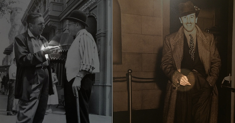 Disneyland Used to Photoshop Out Cigarettes in Portraits of Walt Disney | xposing world of Photography & Design | Scoop.it