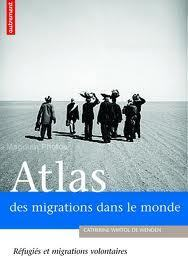 Recension : Atlas des migrations dans le monde, réfugiés ou migrants volontaires (Cafés géographiques) | La frontière en Amérique du nord, mythe et réalité | Scoop.it