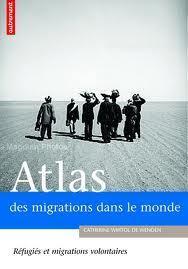 Recension : Atlas des migrations dans le monde, réfugiés ou migrants volontaires (Cafés géographiques) | Migrations | Scoop.it