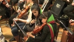 Orchestra Comprised of Afghan Street-children Concludes US Tour | U.S. - Afghanistan Partnership | Scoop.it