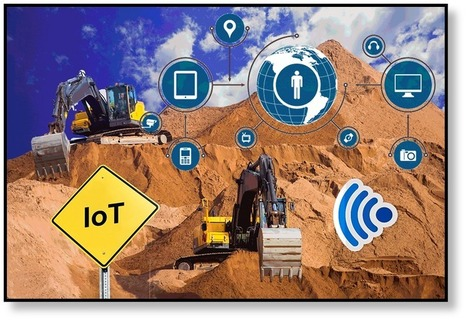 Heavy Equipment, Telematics, and the Internet of Things | AjinomotoFuns | Scoop.it