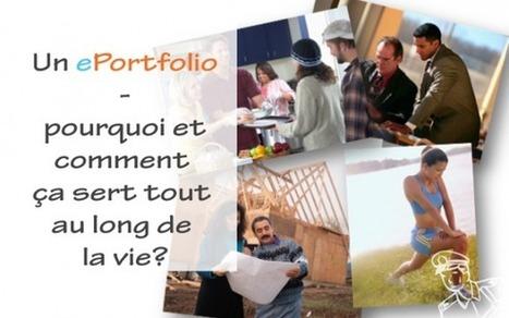 Un ePortfolio, pourquoi et comment ça sert «tout au long de la vie» ? ‹ Blog accompagner-demarche-portfolio.fr | Usage des TICE dans l'Enseignement et Pédagogie | Scoop.it