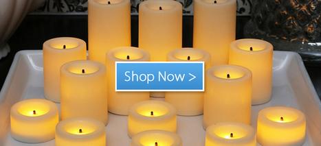 The Flameless Candles Specialists | Lo Mejor de la Web | Scoop.it