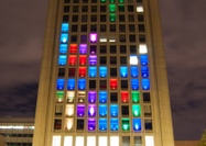 Hackers turn MIT building into giant Tetris game | 21st Century Innovative Technologies and Developments as also discoveries, curiosity ( insolite)... | Scoop.it