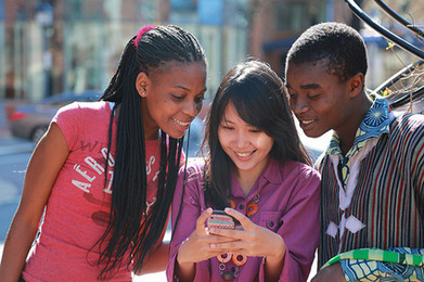 The Digital Lives of Teens: Code Switching | Internet Language | Scoop.it