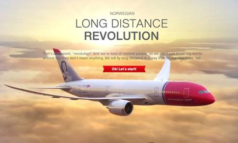 L'ambitieux plan de la low-cost Norwegian entre Paris et les Etats-Unis   Voyages et Tourisme   Scoop.it