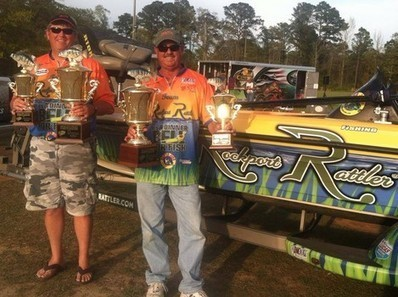 Alabama crappie championship won for 3rd time by Outlaw/Parrott team | Hunting and Fishing in Alabama | Scoop.it