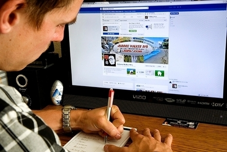 Social media platforms help businesses engage customers in busy marketplace | Technology | Scoop.it