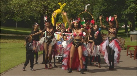 Jazz Fest parade to swing through Edinburgh's streets | edinburgh | Scoop.it