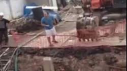 Viré après la diffusion d'une vidéo sur laquelle il insulte des ouvriers | Mais n'importe quoi ! | Scoop.it