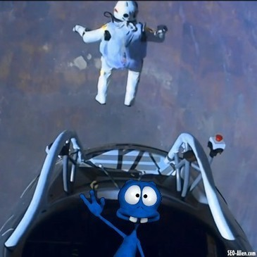 Did Felix Baumgartner Leave Early From His Balloon? | Allround Social Media Marketing | Scoop.it