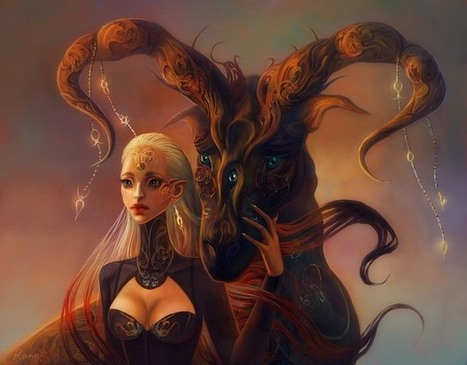 Hot Concept Art by Gabriel Rano | Culture and Fun - Art | Scoop.it