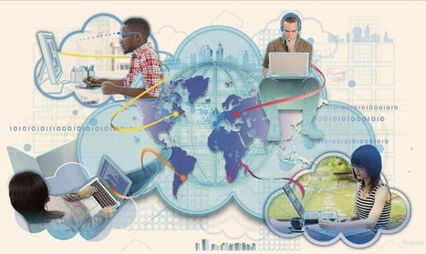 The human cloud: A new world of work | Wise Leadership | Scoop.it