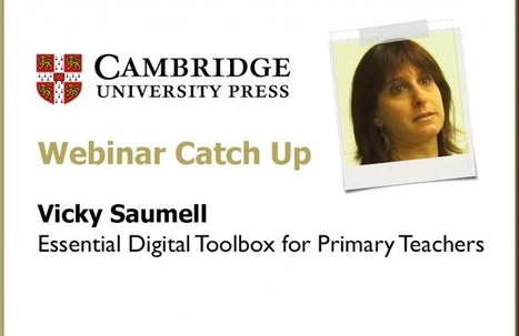Essential Digital Toolbox for Primary Teachers   Young Learners of English   Scoop.it