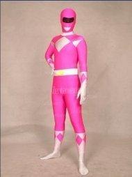 Pink And White Spandex Zyuranger Power Ranger Costume [c097] - $49.00 : Buy Zentai,zentai suits,zentai costumes,lycra bodysuit,bodysuit spandex,cheap,zentai wholesale,from zentaiway.com   power ranger costumes   Scoop.it
