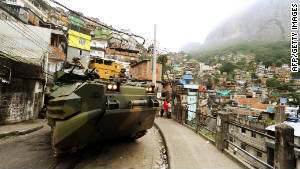 Rio authorities declare shantytown under control | Brazilian Favelas: The Economic, Political, Social Impact | Scoop.it