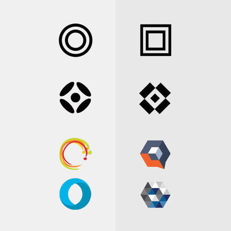 Why The Shape Of A Company's Logo Matters | Things and Stuff | Scoop.it
