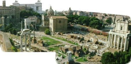 Forum Romanum, Rome (Photo Archive) | Latin.resources.useful | Scoop.it