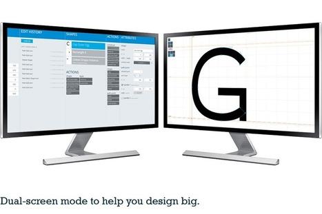 Glyphr Studio - font design, online | Diseño y tipografía | Scoop.it