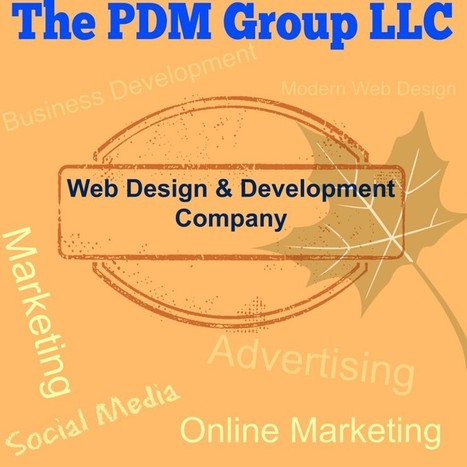 Importance of Hiring Professional Web Design Services | The PDM Group LLC | Scoop.it