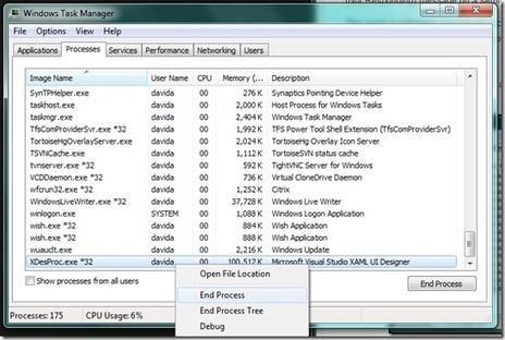 Disable the XAML designer in Visual Studio | Spin the Moose | Windows8 Programming | Scoop.it
