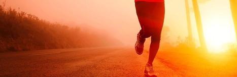 Courir à jeun le matin brûle plus de graisses   Nutrition, Santé & Action   Scoop.it