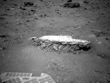 Evidence of Water at Endeavour Crater | Skylarkers | Scoop.it