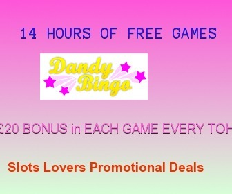 Dandy Bingo Gives you Hours Full of Special Free Games | Free Slots Online | Scoop.it