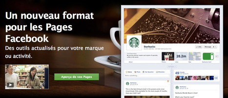 Guide complet : La Timeline pour les Pages Facebook | e-marketing, le couteau suisse | Scoop.it