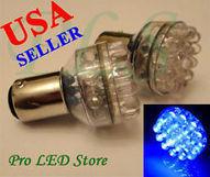 The Best 1157 1158 2357 Super Blue 24 LED BAY15D Turn Signal Reverse Turn Lights | Edge lighting | Scoop.it
