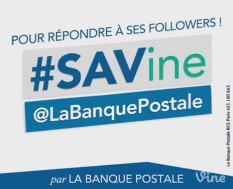 La Banque Postale met en place un SAV par… Vine | La relation client digitale | Scoop.it