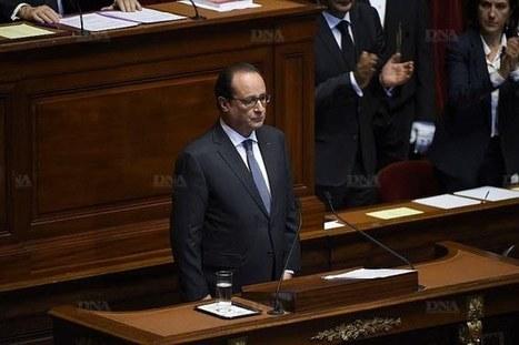 Dix annonces de François Hollande devant le Congrès | le blog de krimou | Scoop.it