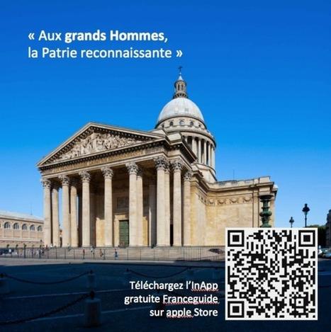 Je sauve 1 monument historique avec 1€ / Monument Tracker | QRiousCODE | Scoop.it