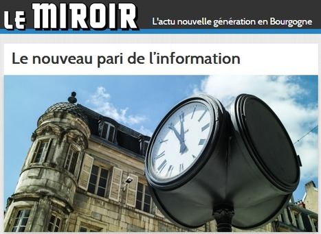 Le nouveau pari de l'information | DocPresseESJ | Scoop.it