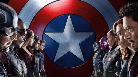 Captain America Civil War - Review - Blazing Minds | Film Reviews with Blazing Minds | Scoop.it