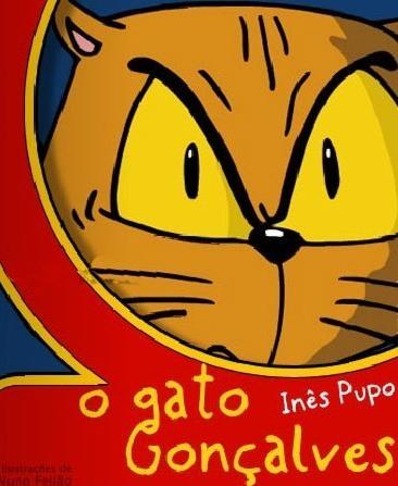 O Gato Gonçalves de Inês Pupo e Nuno Feijão- Biblioteca de Livros Digitais (PNL) | Edulabolaias | Scoop.it