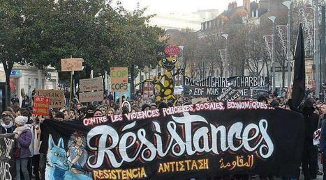 A Nantes, défilé tendu contre l'état d'urgence | NPA 44 - revue de presse | Scoop.it