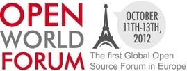 Open World Forum 2012 | The Information Professional | Scoop.it