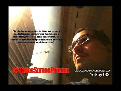 Timeline Photos   Facebook   Yo soy 132 #TodosSomosPresos   Scoop.it