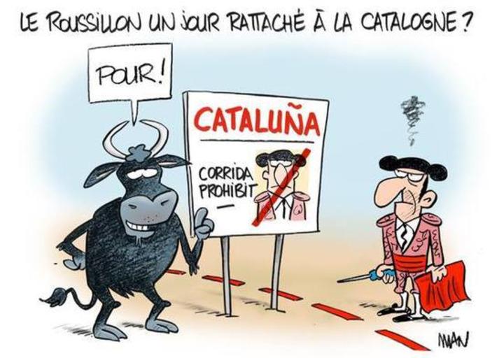 Le Roussillon un jour rattaché à la Catalogne ? | Baie d'humour | Scoop.it